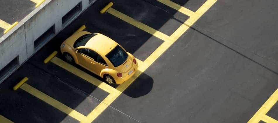 Passive Income Parking Spot