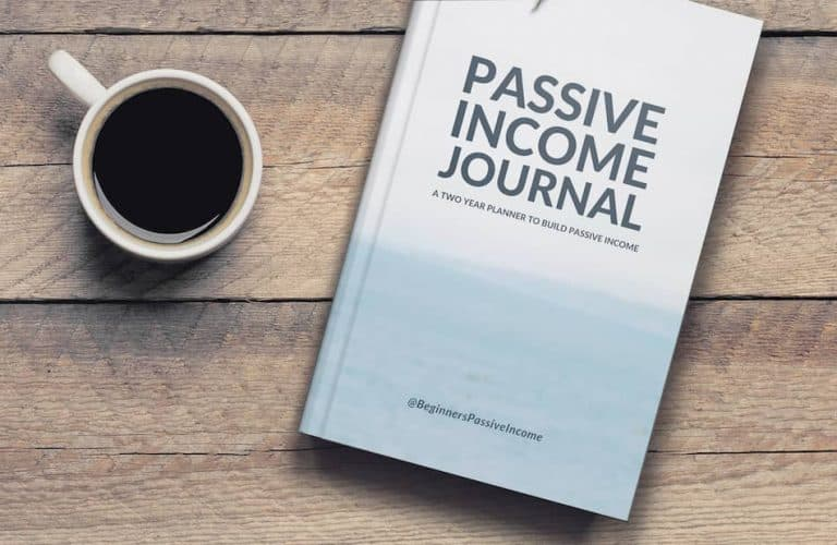 Passive income journal