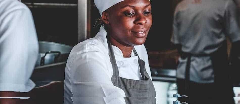 Passive income chef