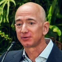 Jeff Bezos passive income